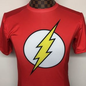 coger un resfriado Irregularidades pasatiempo  Under Armour Shirts | Under Armour Alter Ego Compression Ss The Flash Xl |  Poshmark